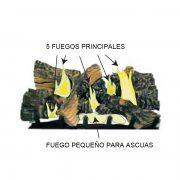 FUEGO DVRT36